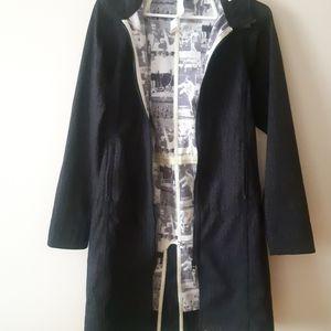 Lululemon Black Vintage Rain Jacket